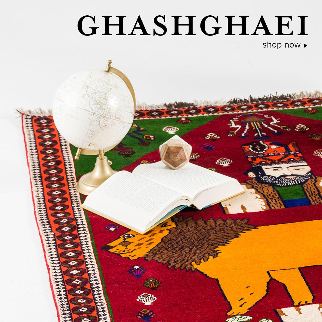 Main Image for Ghashghaei Rugs