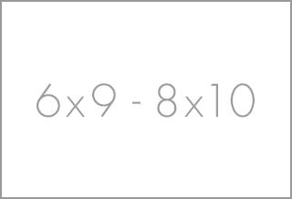 6x9 - 8x10 rugs